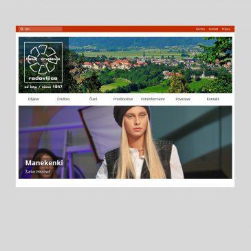 Vabljeni k sooblikovanju spletnih strani Fotografskega društva Radovljica!