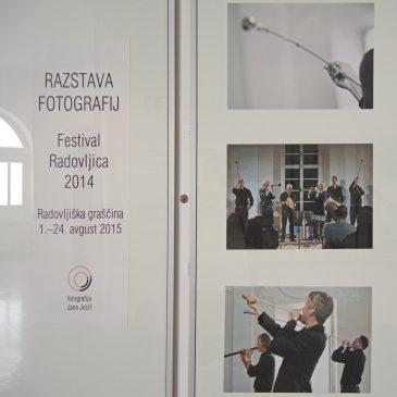 Razstava fotografij Jane Jocif – Festival Radovljica 2014