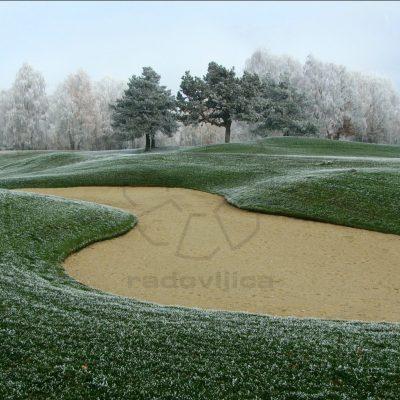 Justin Zorko - Ivje na golfu, 3. nagrada