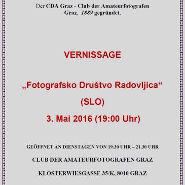 Fotografska razstava Jakoba Gnilška, MF FZS