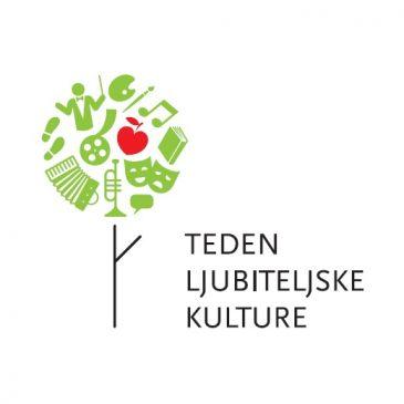 Vabilo za Teden ljubiteljske kulture 2016