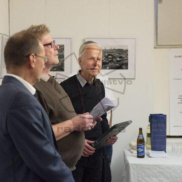 Jakob Gnilšak, mojster fotografije (MF FZS, AFIAP), član FDR, razstavlja v Gradcu