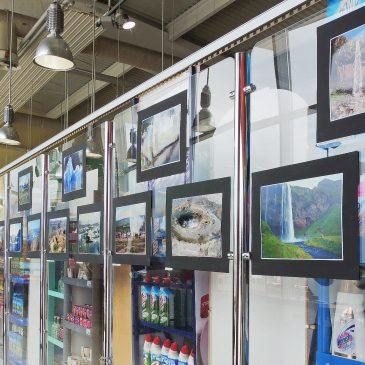 SPAR – Radovljica, nova možnost razstavljanja za radovljiške fotografe