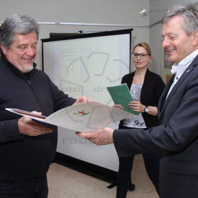 """Diploma za """"dogodke"""" - Janez Resman"""