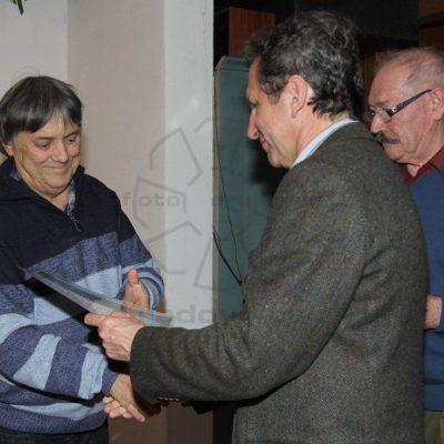 Podelitev nagrad in diplom