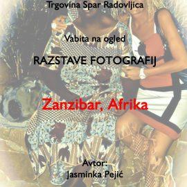 """Zanzibar, Afrika"", fotografska razstava"