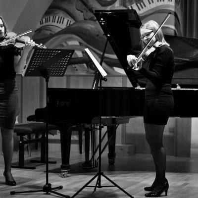 Metka Udovč in Anja Šoštarič