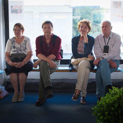 V sredini, avtor prispevka Žarko Petrovič