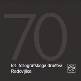 VABILO 70. let FD Radovljica