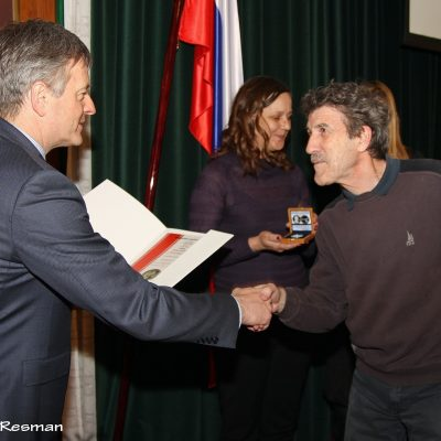Jančič Ljubo – 2. nagrada (»tuf«) / Peračiški tuf v naravi in arhitekturi / Gubčeva 12