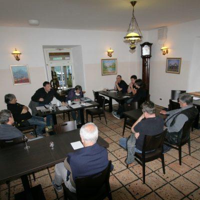 Izredni občni zbor Fotografskega društva Radovljica 2