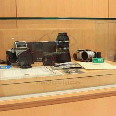 kamera Pentacon six TL