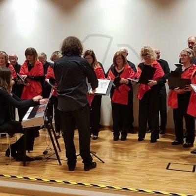 Koncer zbora