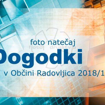 """Prezentacija """"Dogodki v Občini Radovljica 2018/10"""""""