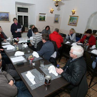 Udeleženci OZ FD Radovljica