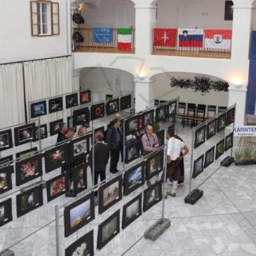 6. 9. 2019. Fotografsko društvo Radovljica na skupni foto razstavi 4. sosednjih držav v Feldkirchnu