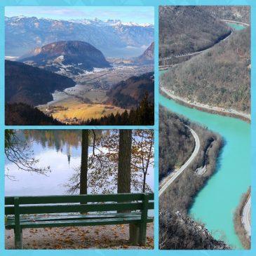 "Fotografska razstava ""Jezera in reke Slovenije"""