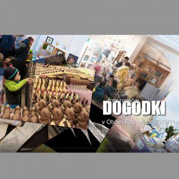 Prezentacija »Dogodki v občini Radovljica 2019/11«