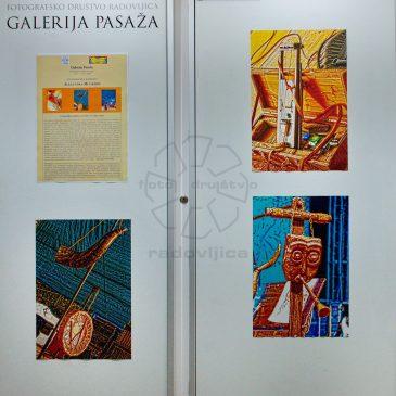 Fotografinja ALEXANDRA MITAKIDIS razstavlja v »Fotografsko društvo  Radovljica, GALERIJA PASAŽA« od 2. do 31. 10. 2020