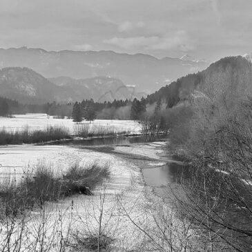 Fotografska razstava »Sava Dolinka in Bohinjka«